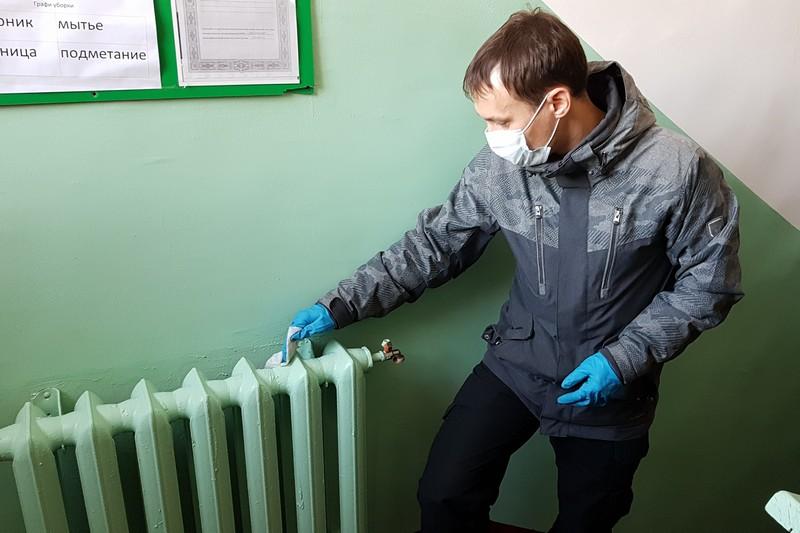 Дезинфекция домов в Азове должна проводиться регулярно !